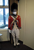 English soldier uniform circa 1777.