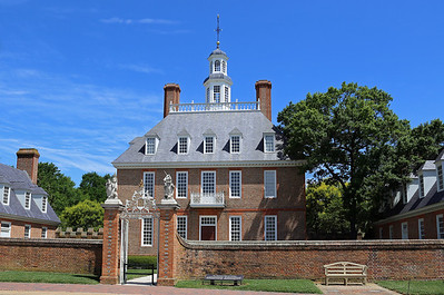 Colonial Williamsburg, June 6, 2014