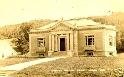 Colrain Memorial Library