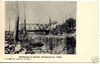 Griswoldville (Colrain) Bridge