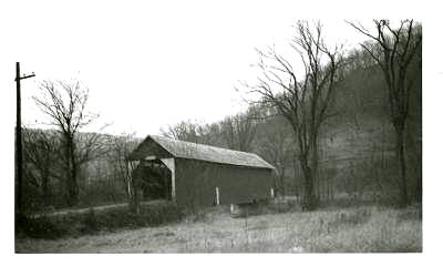 Colrain Arthur Smith Covered Bridge 1