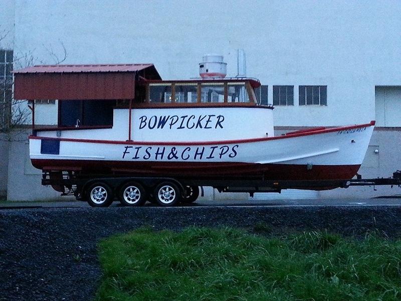 Nicky  Built 1956 By Matt Tolonen Columbia Boat For  Nick  Rusinovich Clifton Oregon  Later Brian Davis Also Clifton