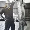 1948 Floyd Forsberg ST Helens Oregon Columbia River