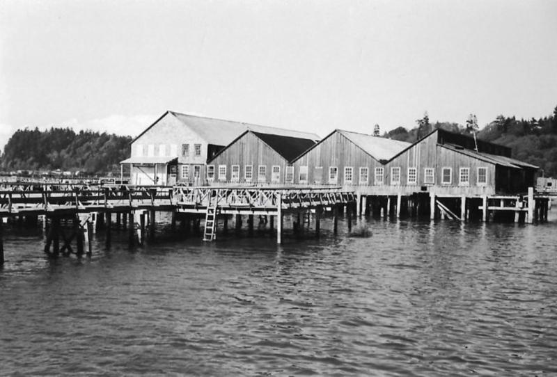 Alderbrook  Scandinavian  Cannery  CRPA  Astoria  Columbia River