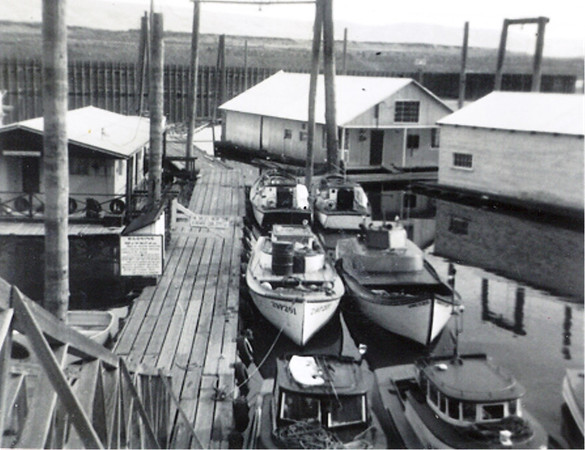 Columbia River Gillnetters - historicfishing