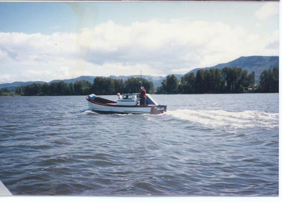 57_Belair,Built 1957 Columbia Boat,Buddy Matson,Jon Norgaard,
