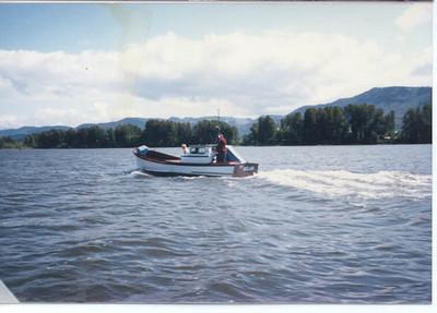 Columbia River Gillnetters