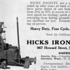 Hicks Iron Works Distributor Columbia Iron and Welding Works Astoria Oregon