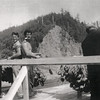 Andrew Marincovich,Brian Davis,Nick Begleries,North Shore Station  1950,