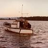 Green Pill  Claire Forsberg  Vern Forsberg  Bachelor Drift Columbia River