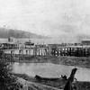 Frankfort Washington  Station  Columbia River  Sisson Creek Camp Background
