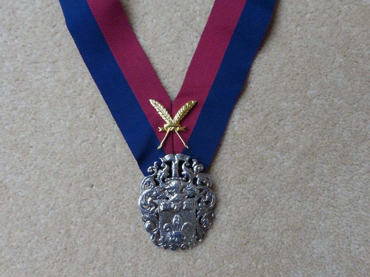 29 Clerk's Badge 2012