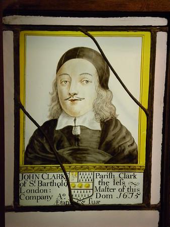 K  John Clarke -Master 1675