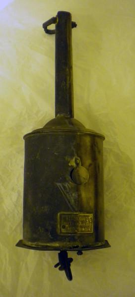 P  Clerks Clock-work Jack 19thC
