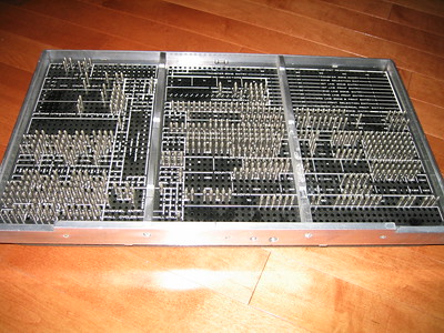 1940 IBM 402 Computer Programming Board