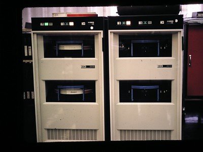 IBM 1130 additional disk storage