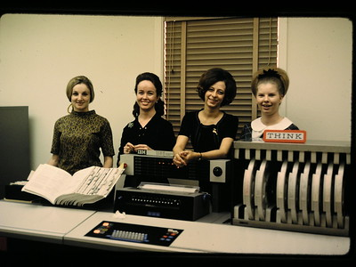 IBM 1130 Computer console. http://en.wikipedia.org/wiki/IBM_1130