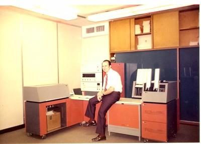 IBM System/3. http://en.wikipedia.org/wiki/System/3