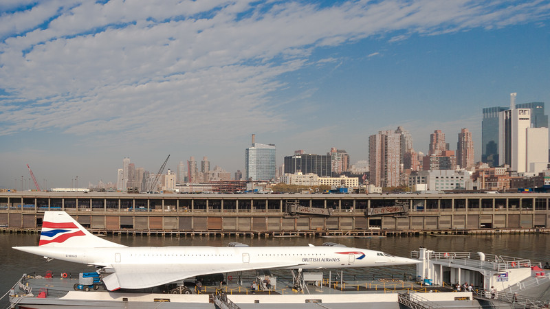 Concorde, New York