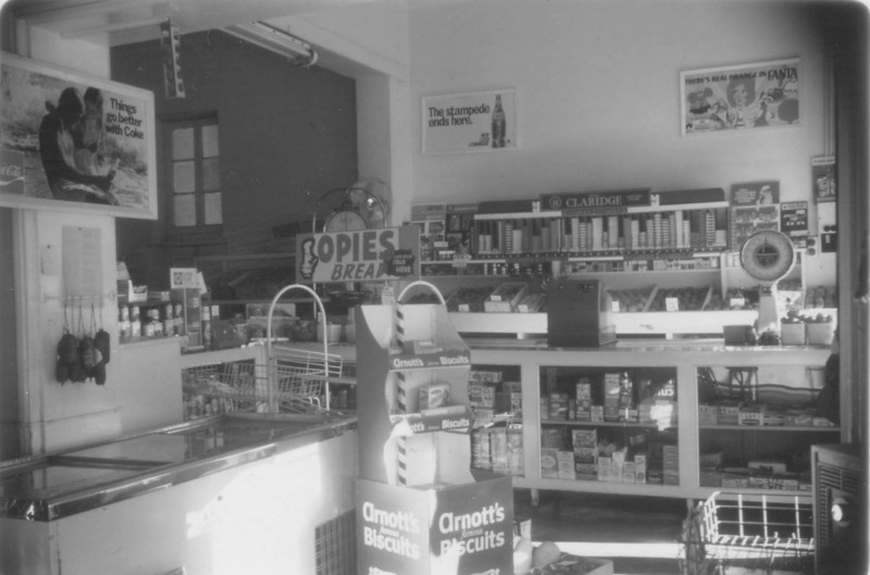 Eric Congdon's Deli at 81 Murray Street Gawler, situated between the Old Spot Hotel and Town Hall