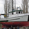 Duna,Built 1936 By  A Strom Tacoma,Edwin Remmen,James Timmins,William Neumeister,Walter Sonen,Pic Taken Port Townsend,