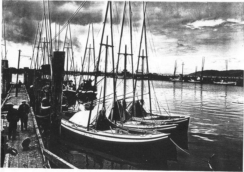 Astoria,1927,CRPA,Converted Sailboats For Trolling,