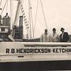 R  B  Hendrickson,Ralph Hendrickson,Winn Brindle,Columbia Wards,Rebuild Seattle,