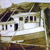 Lanola 1948 Builder Milton Anderson Under Construction Oak Harbor Washington