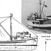 H C Hanson Design  Tuna Clipper Seine and Raised Deck Clipper Bait Fishing  80ft to 115ft