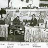 Elfving  Boat Shop  Booth  1940's  Marine Trade Show  Jonke Elfving  John Anderson  Karl  Elfving