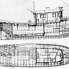 Alaska Limit Seiner,Designed By H C Hanson 1941,