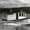 Iris  Built 1940 By Abe Elfving  Coos Bay Boat Yard  Operator  Chester Adamson