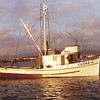 Clara G  Built 1947 Seattle  Arne Grotting  Pic Taken 1947 Eureka CA  Later Carrol Johnson  Gary  Gimle
