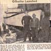 John Tarabochia,Matt Tolonen,Ed Olson,White Engine Works,April 1956,Launching Johnny L,1957 unlimited race winner,275 Hemi Head,