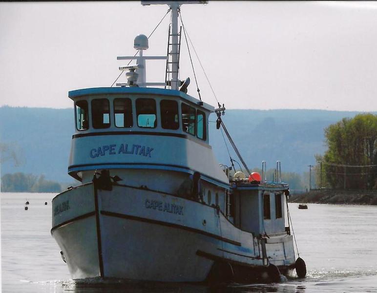 Cape Alitak,Fisher Slough,Jon Norgaard,Tom Karakolas,