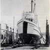 1945 at CRPA, Astoria. Empire II built 1944 Astoria by CRPA (Columbia River Packers Association, later known as Bumble Bee Seafoods) other owners Francis Mathews, John Pesonen.