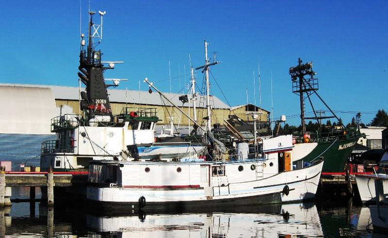 Cape Alitak,Kjevolja,Ballard Oil,Gardner Boatshop Background,Seattle,
