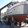Gladys Mae,Duke,Built 1947 Cummins Tacoma,Curtis Schloe,