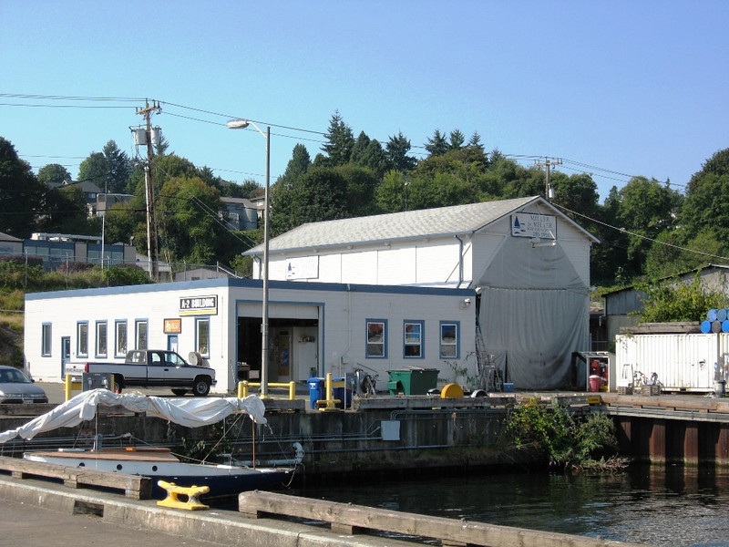 Miller&Miller Boat Shop,Seattle,