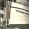 Viking Maid,1952 Launching,Built Harold Hanse,Don Hansen,Later Named Ocean Queen,