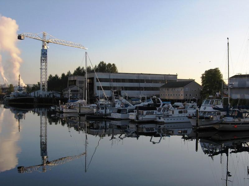 Martinac Boat Building,Tacoma,