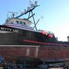 Betty Lee,Built by Berg Marine 1978,Built For Gilbert Krigbaum,Pic Taken Port Townsend Shipyard 2013,
