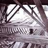 Ruth Ellen Under Construction  Coos Bay Boat Co   1943  For Hall Brothers  Later named Linda Ellen