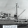 1944,Tuna Clipper,Built By Sagstad Shipyard 1944,Seattle,YP 631,ST Mathews,Manuel Rodrigues,These Vessels were used to Carry Frozen Products in the Pacific War effort,They each  Packed 200 plus Tons,