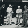 George Campbell,Harry Angle,Clipper Constitution Owner Joe Rogers,Dave Campbell,Campbell Machine Co,San Diego,
