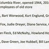 Englund Marine Names Of Old Store Past Employees In Picture Taken 2016 When Property Sold