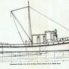 Outboard Profile 55FT Seiner 1935 H C Hanson