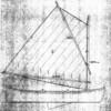 Columbia River Gilnet Sailboat,26 FT,Under Full Sail,Butterfly Fleet,