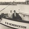 R B Hendrickson,Ralph Hendrickson,W Brindle,Built 1950 Tacoma,Seattle,