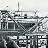 Clara T,Built 1933 Ketchikan,Clifford Renton,Pic Taken 1948 First Haul Out New Lift Riverside Marina,